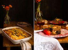 Yerbabuena en la cocina: Moussaka. Receta tradicional griega