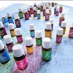 Young Living Essential Oils bei Naturessenzen