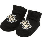 UCF Knights Infant Embroidered Gift Box Booties - Black