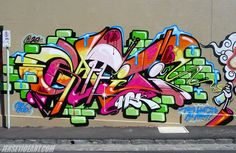"""Graffiti"" by Rime - MSK"
