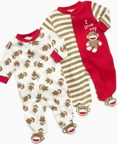 b1a9abf79f Baby Starters Baby Boy or Girl Coverall