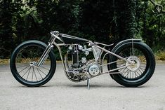 The truth is we've run out of superlatives to describe the motorcycle building genius that is LA's Max Hazan. But in his latest work we get perhaps our greatest… Triumph Motorcycles, Vintage Motorcycles, Custom Motorcycles, Custom Bikes, Cars And Motorcycles, Indian Motorcycles, Bobber Motorcycle, Girl Motorcycle, Motorcycle Quotes