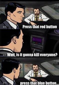 """His gadgets are second to none. 