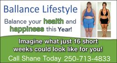 Find Ballance in your life! Vancouver Island, Coupons, Canada, Lifestyle, Health, Coupon, Health Care, Salud