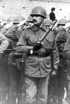 Algunas armas utilizadas durante el Conflicto del Beagle: la guerra que no fue 1978. | Aquellas armas de guerra