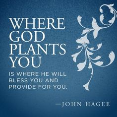 "Quote from Pastor John Hagee's book, ""The Power of the Prophetic Blessing""."