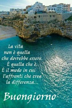 10 Most Beautiful Places To Visit In Italy - Polignano a Mare, Puglia, Italy Places In Italy, Places To Go, Baba Vanga, Italian Memes, Puglia Italy, Good Morning Messages, Italian Language, Southern Italy, Visit Italy