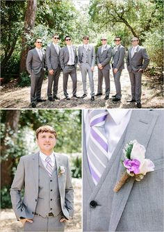 Lavender, burlap, and twine wedding in Sonoma. Captured By: Volatile Photography #weddingchicks http://www.weddingchicks.com/2014/09/08/lavender-burlap-and-twine-wedding/