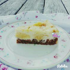 Lemon curt cheesecake