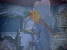 *BLUE FAIRY ~ Pinocchio (1940)