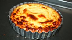Pure Energy Training Zone BLOG : Simple Baked Cottage Cheese Cake