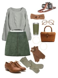 """""""Untitled #504"""" by maciestockman on Polyvore featuring George J. Love, Pendleton, 8 Other Reasons, Gucci and rag & bone"""