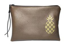 trousse à maquillage ananas pochette maquillage ananas par Kipapee