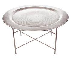 Tablett-Tisch Baesa, H 40 cm
