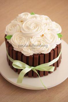 pumpkin mug cake Cake Cookies, Cupcake Cakes, Kolaci I Torte, Specialty Cakes, Cake Decorating Tips, Occasion Cakes, Buttercream Cake, Chocolate Buttercream, Love Cake