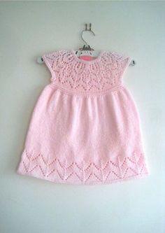 Ravelry: Grace Dress pattern by Suzie Sparkles