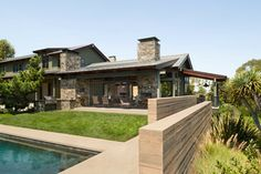 Modern Wood Siding for Homes | Board And Batten Wood Siding Design Ideas, Pictures, Remodel, and ...