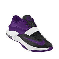 check out 32c5d c34f5 Nike KD7 (Court Purple Black White)