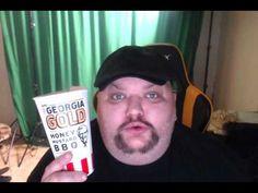 Fat Guy Eats A KFC CUP SHOENICE STYLE