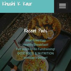 Good Evening everyone! I would really appreciate if you could follow my daughter @khushi_k_kaur :) She's an Award Winning Blogger self-confessed foodie and a future Chef #food #foodlove #foodies #homecooking #foodblog #foodblogger #truecooks #foodforfoodies #foodtime #eatclean #eating #eathealthy #eatwell #eatright #recipes #cooking #cook #fdblogger #fdbloggers #foodshare #foodlovers #foodgram