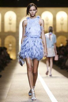 FENDI - Spring Summer 2015 - Milan Fashion Week