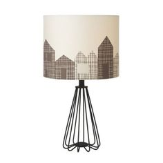 Little Houses Table Lamp