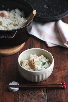 明太炊き込みご飯。 by 栁川かおり