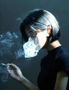 kat irlin self portrait Photo Portrait, Portrait Photography, Smoke Photography, Portrait Ideas, Foto Art, Foto Pose, Girl Smoking, Women Smoking, Photo Reference