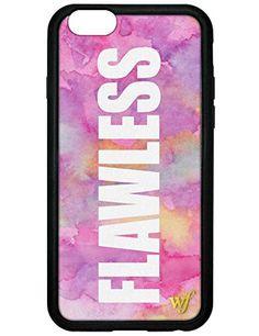 Amazon.co.jp: wildflower ( ワイルドフラワー ) ロサンゼルス の 完璧 フローレスiphoneケース iphone6 FLAWLESS iPhone 6 Case ヘナ染め メッセージ ケース カバー 海外ブランド: 家電・カメラ