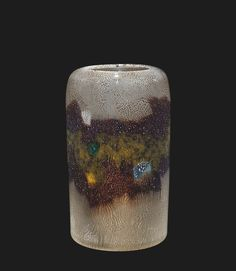 Fuji Lino Tagliapietra, Seattle, Washington, United States, Purchased with funds from Richard and Judith Sphon and the F. Corning Museum Of Glass, Sandblasted Glass, Kiln Formed Glass, Glass Ceramic, Glass Vessel, Venetian Glass, Fuji, Fused Glass, Glass Art