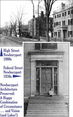 Newburyport Preservation Trust - NEWBURYPORT ARCHITECTURE