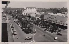 Delamare Avenue Nairobi 1950s