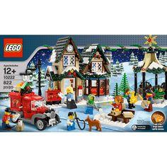 LEGO Christmas Winter Village Post Office 10222 Complete w Box Village Lego, Lego Christmas Village, Lego Winter Village, Christmas Villages, Lego Creator, Modele Lego, Lego Blocks, Buy Lego, Toys Online