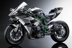 Kawasaki H2 H2R