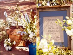 Kick Up Your Heels Rustic Wedding | Heart Love Weddings