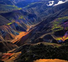 the unbelievable colors of Iceland ♥ Greenland Iceland, Iceland Travel, Photography Tips, Landscape Photography, Iceland Island, Ill Fly Away, Virtual Travel, Guide To The Galaxy, Take Better Photos