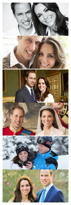 Official Photos of The Duke and Duchess of Cambridge