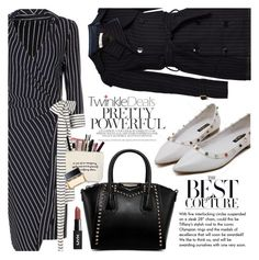 """""""Business Style"""" by vanjazivadinovic ❤ liked on Polyvore featuring Golden Goose, Tiffany & Co., Givenchy, polyvoreeditorial and twinkledeals"""