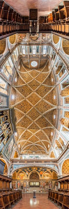 Stroll inside any relatively noted church and you'll soon come to the conclusion that religious devotion is the most powerful form of architectural and artistic inspiration. How else could…
