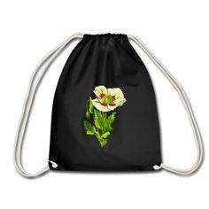 Blume - Turnbeutel