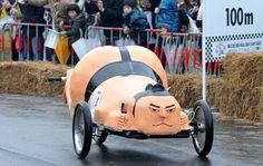 Sumo car (Red Bull Racing in Japan)