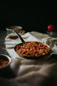 Baked Lamb & Orzo Nooodles | Yiouvetsi