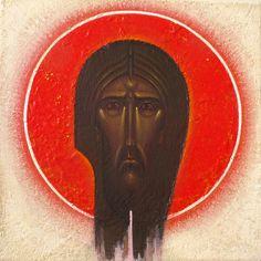Sergiy Radkevich. Christ. Space