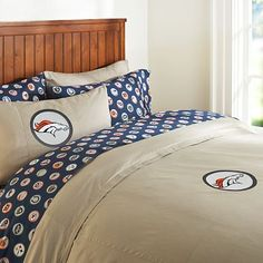 1000 images about broncos for the home on pinterest for Denver broncos bedroom ideas