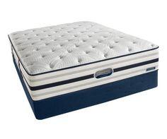 Beautyrest World Class Recharge Shakespeare Luxury Firm Mattress - SI6826 - Sleepy's