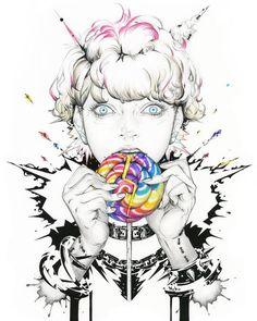 Art is a Feeling - Neko Showgun https://www.facebook.com/nekoixa