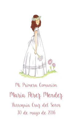 Mi primera comunión | Manualidades