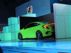 Surprise! Honda Rolls Out New 10th Gen Civic Concept At NYIAS - Carponents