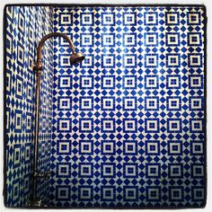 Turkish style tiles for the bathroom or the kitchen splashback.