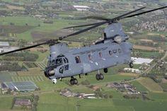La Fuerza Aérea de Holanda modernizará sus helicópteros Chinook a la versión F-noticia defensa.com